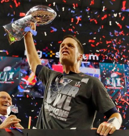 Tom Super Bowl